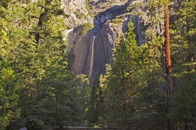 Bridal Vail Falls ... A little closer!