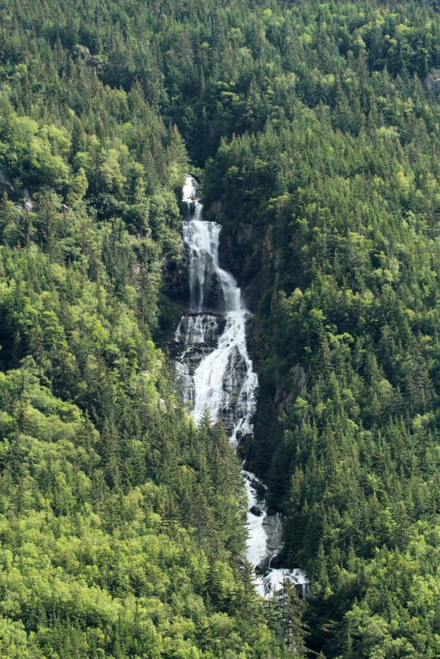 There are thousands of these waterfalls all over Alaska.
